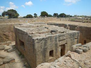 Vortrag: Sophoklis Hadjisavvas (Nikosia), The Tombs of the Kings at Paphos @ Humboldt-Universität zu Berlin, Hörsaal 2091/92 | Berlin | Berlin | Deutschland